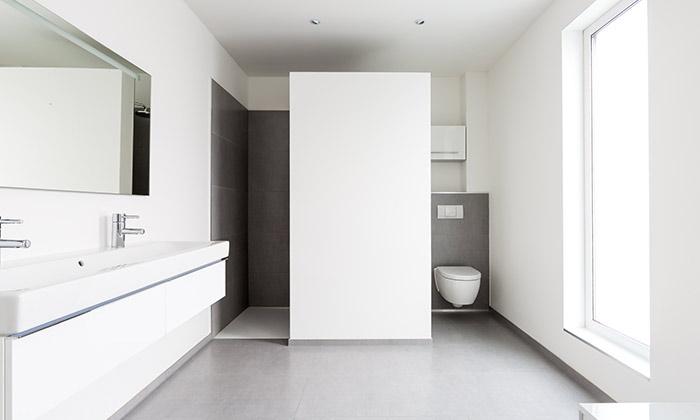 Badkamer Renovatie Limburg : Badkamerrenovatie en installatie door inn